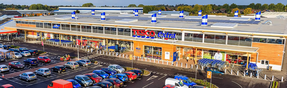New Build By Tesco Newmarket